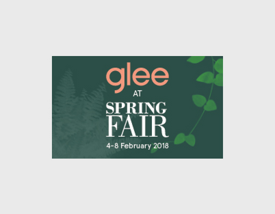 Glee at Spring Fair 2018: Find out more from Matthew Mein, Event Director