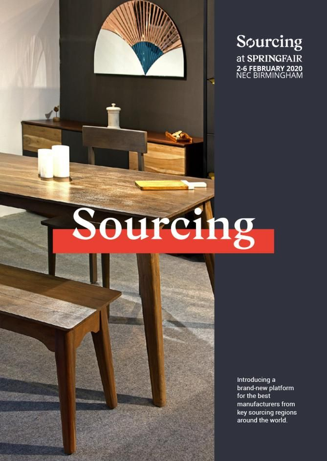 sourcing sales brochure