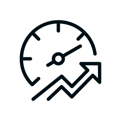 Evaluating Impact Icon