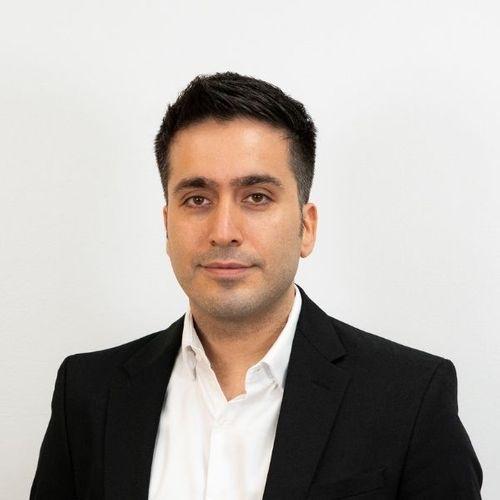Amir Mansouri, PhD