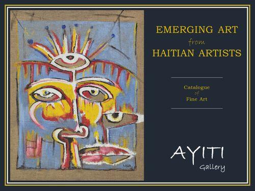 Catalogue of Haitian artists