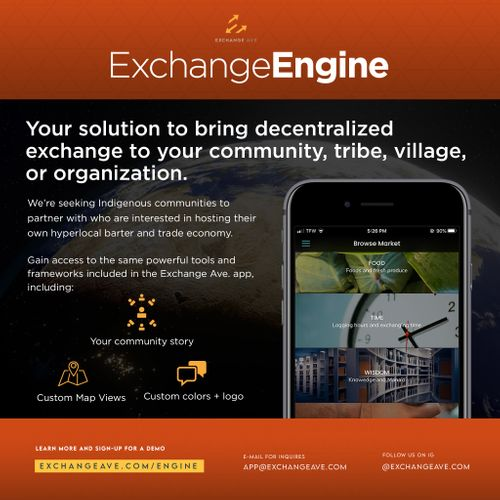 Exchange Engine by Exchange Ave.