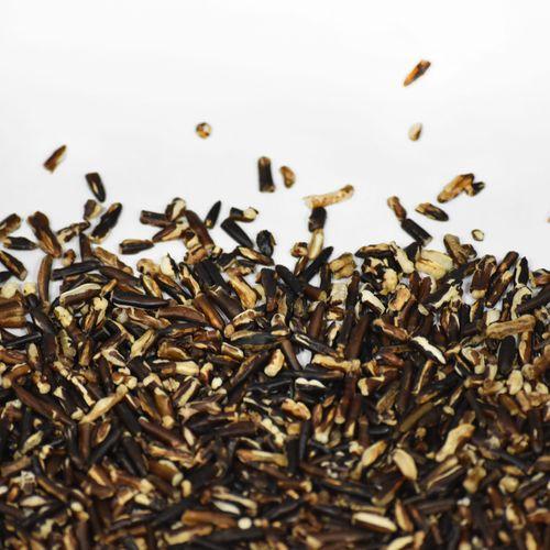 Manoominaaboo Tisane – Roasted Wild Rice