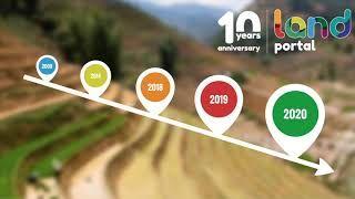 Land Portal Ten Year Anniversary