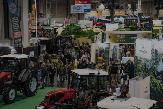 Bumper LAMMA'20 show predicted as stand space sells out