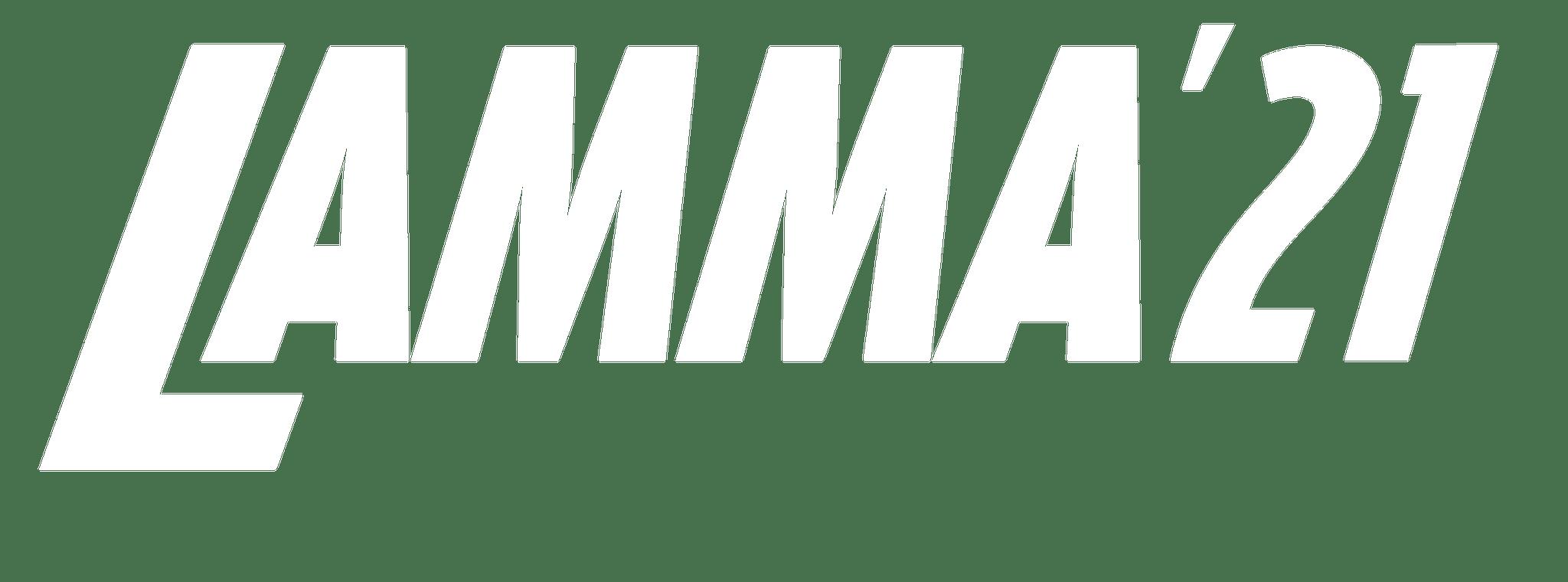 LAMMA 2021 Logo