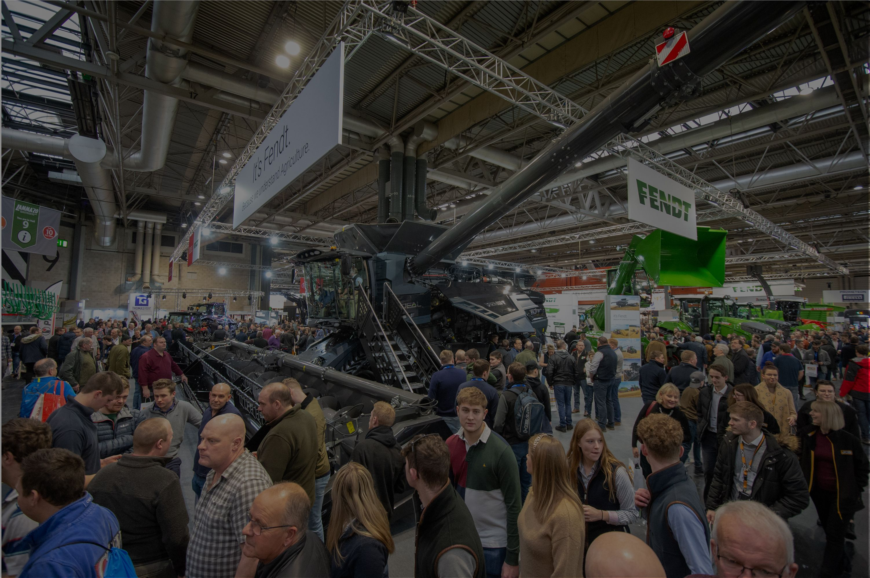 The UK's Leading Agricultural Machinery, Equipment and Technology Show
