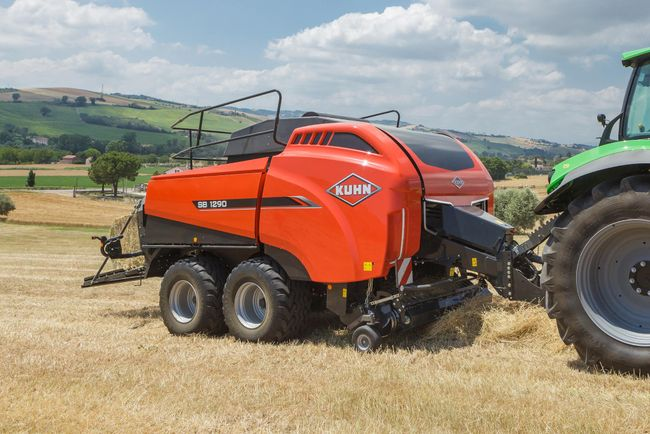 KUHN TO LAUNCH INCREASED CAPACITY AND HIGHER DENSITY LARGE SQUARE BALERS AT LAMMA 2020