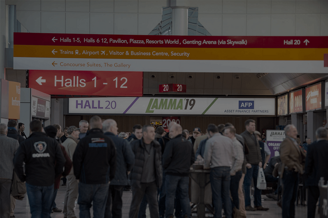 "Packed new-look LAMMA show ""a great success"""