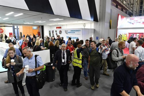 Ten per cent increase in visitors to The Emergency Services Show 2018