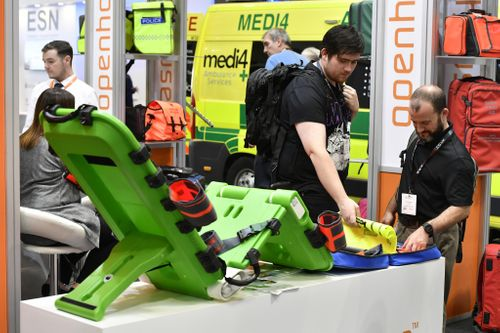 Ambulance news - Discover Emerging Technologies at The Emergency Services Show