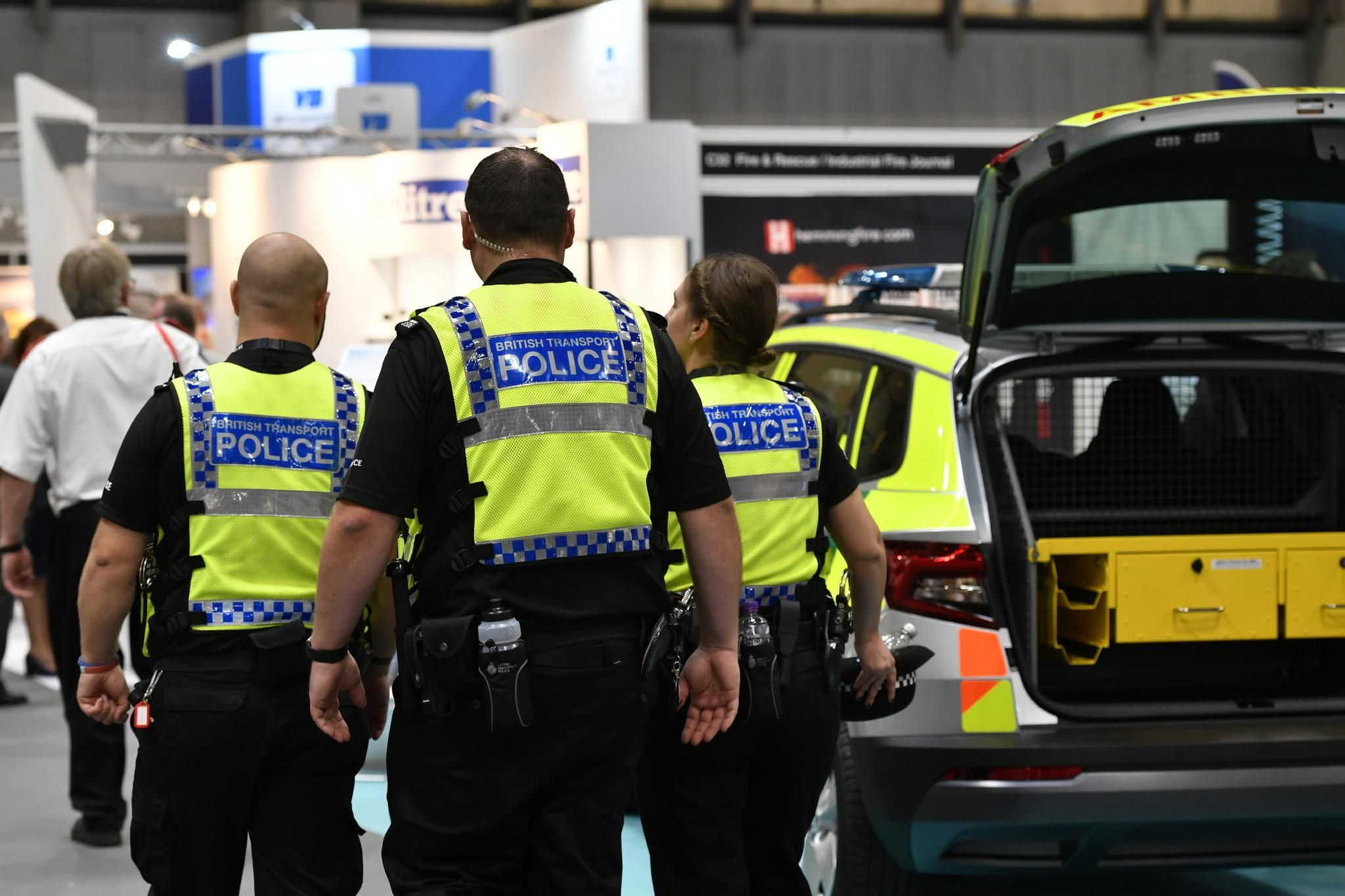 NEW FOR 2021: THE FUTURE POLICING ZONE