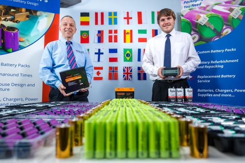 Cell Pack Solutions   Tracer powers up for growth with export demand