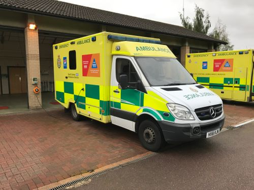 Summary from the product demonstration day - Air purification in ambulances