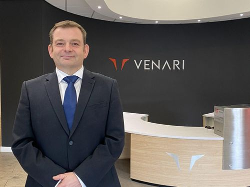 Venari Group appoints John Purdy as fire fighting sales manager