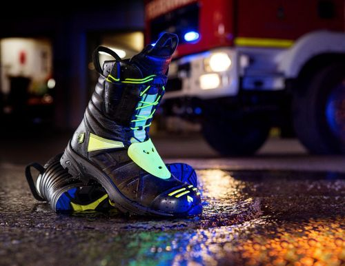 Boots on the ground: Heroes Wear HAIX®