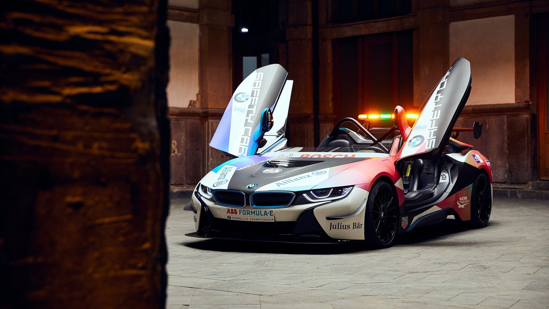 Cell2 - BMW i8