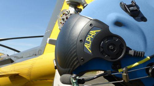 Air Ambulance ALPHA Helmets