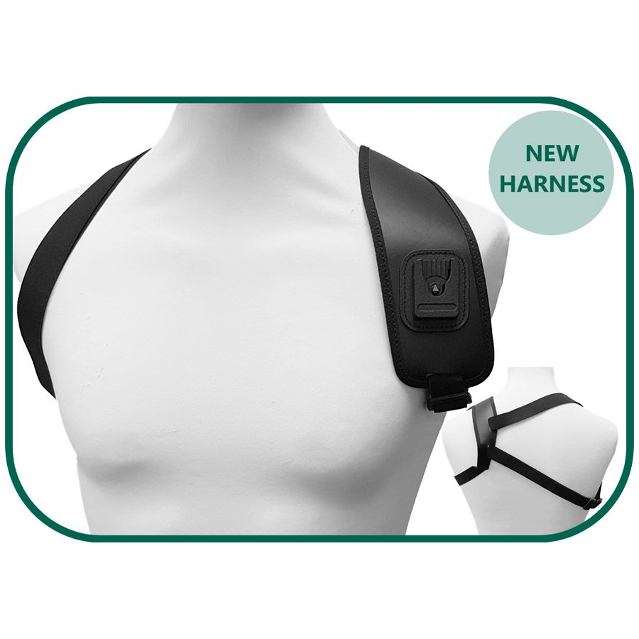 Body Harnesses with Integrated KLICK FAST Docks