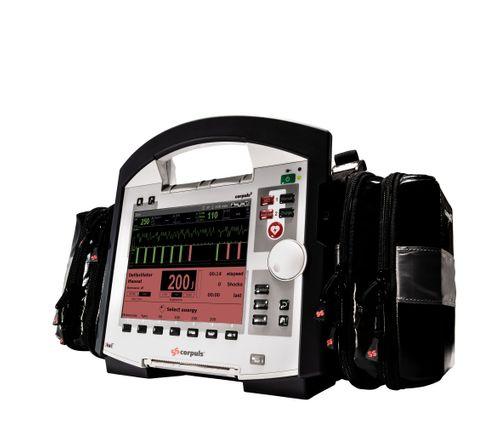 corpuls3 defibrillator/patient monitor