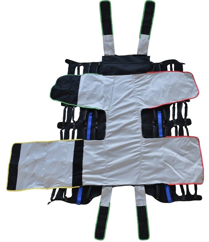 Safer Emergency Enveloping Lifting Sling