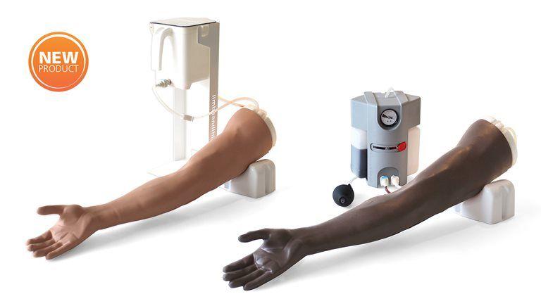 NEW IV Arm Range