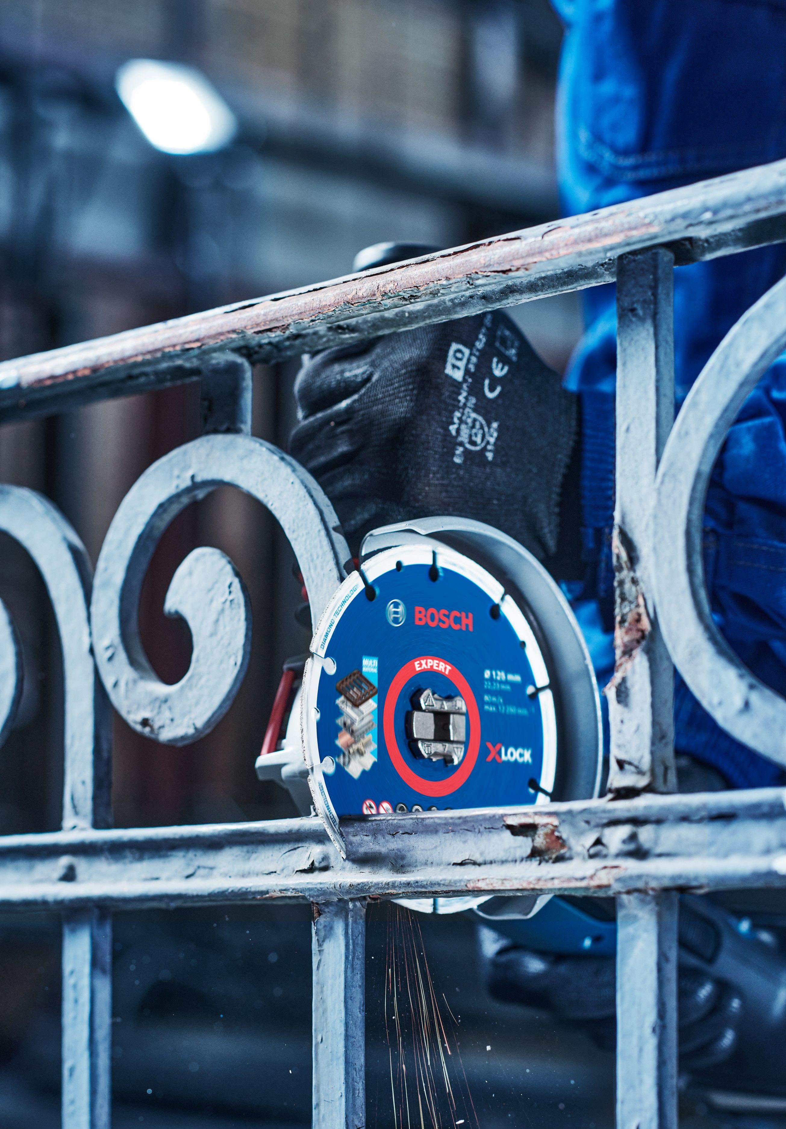 Expert Diamond Metal Wheel X-LOCK Cutting Discs