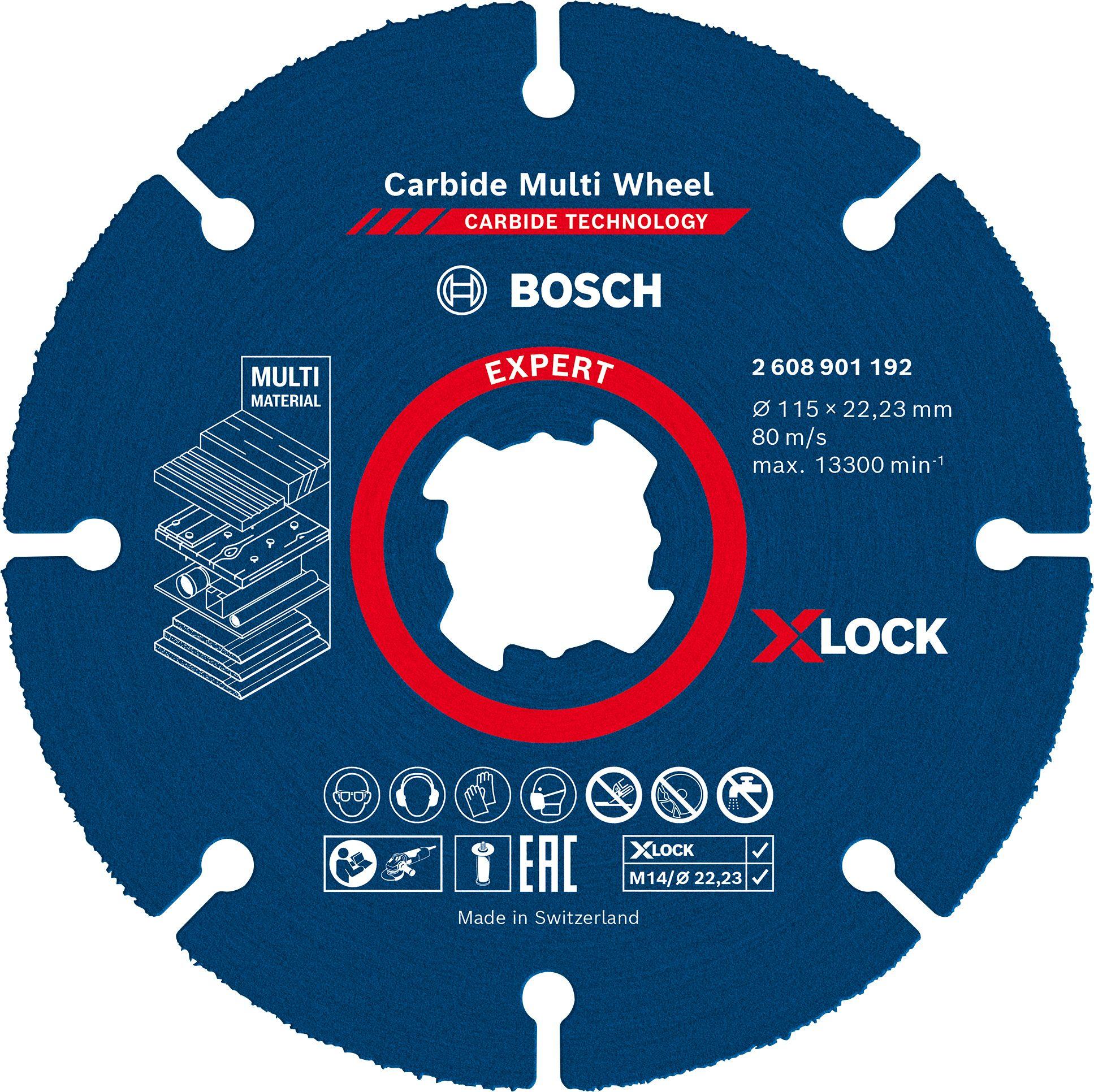 Expert Carbide Multi Wheel Cutting Discs