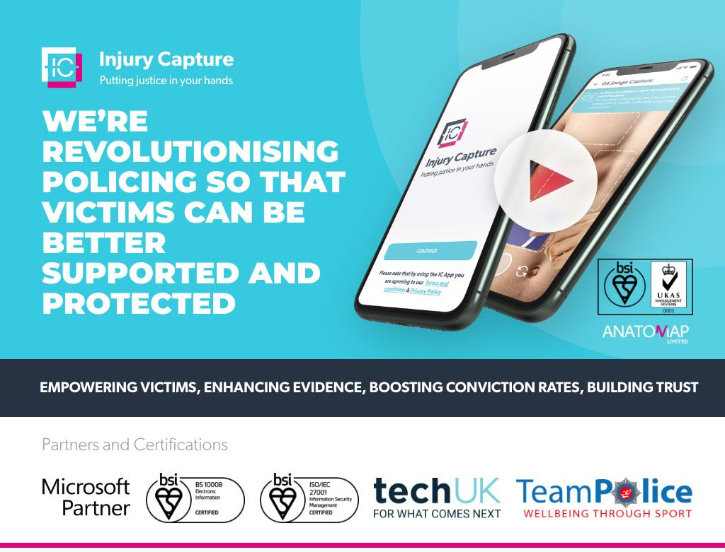 We're revolutionising policing so the victims can be better supported and protected