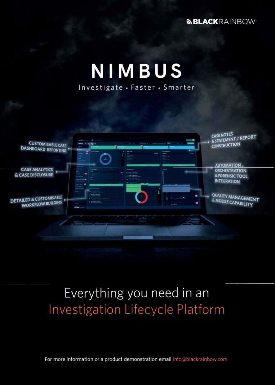BlackRainbow NIMBUS Overview
