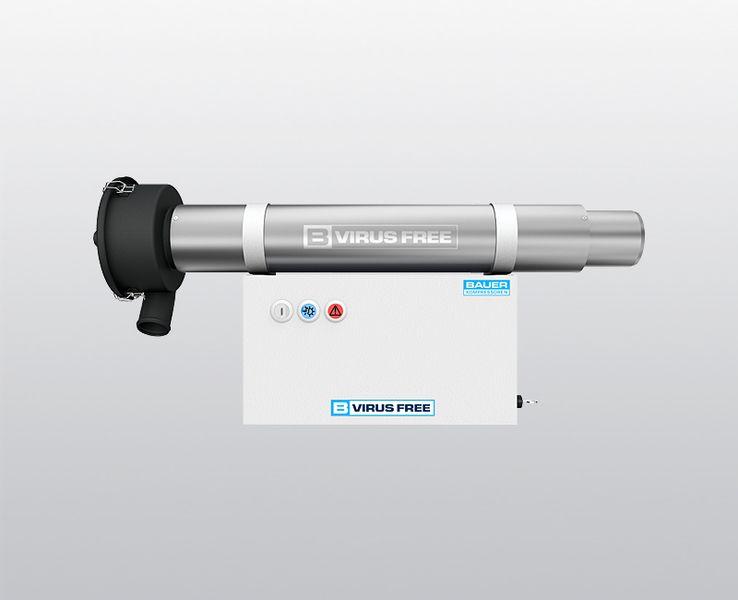 B-VIRUS FREE protective filter