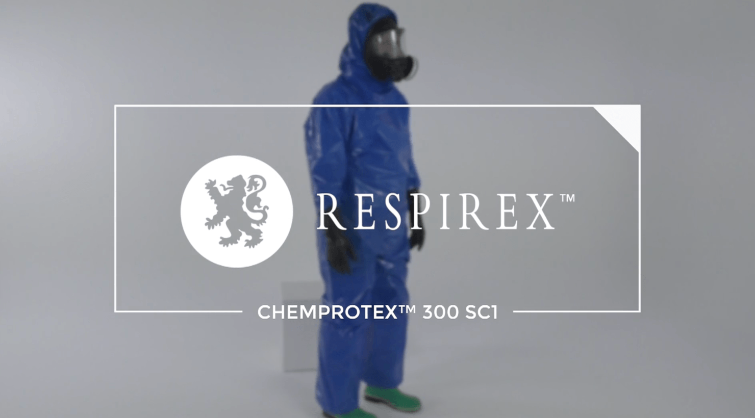 Limited Life SC1 Splash Suit from Respirex International