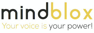 Mindblox - Your Voice is your Power