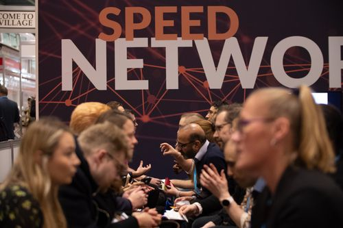 Speed Networking at TBS