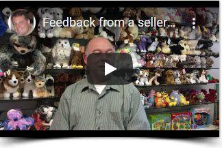 Seller feedback on LiveShop