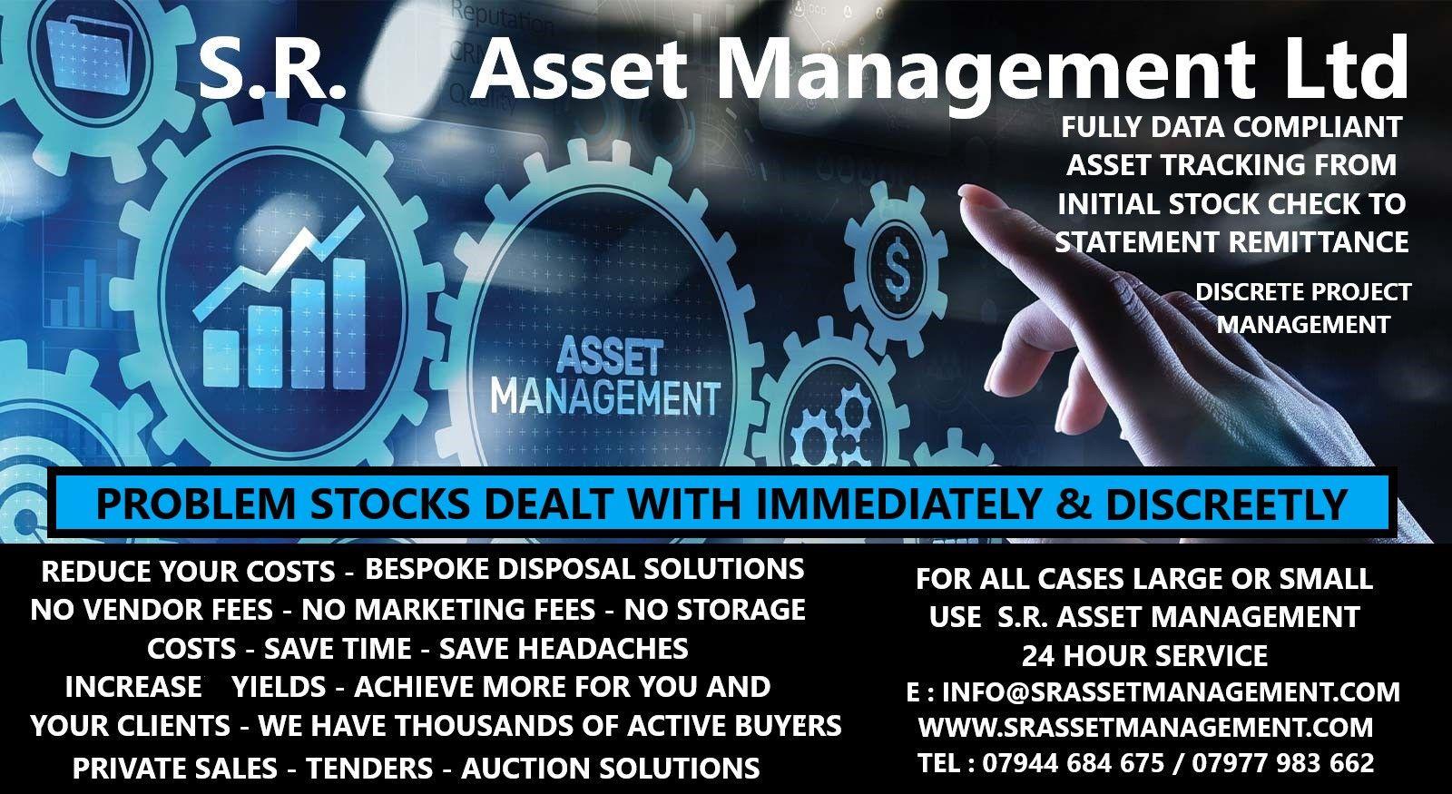 S R Asset Management