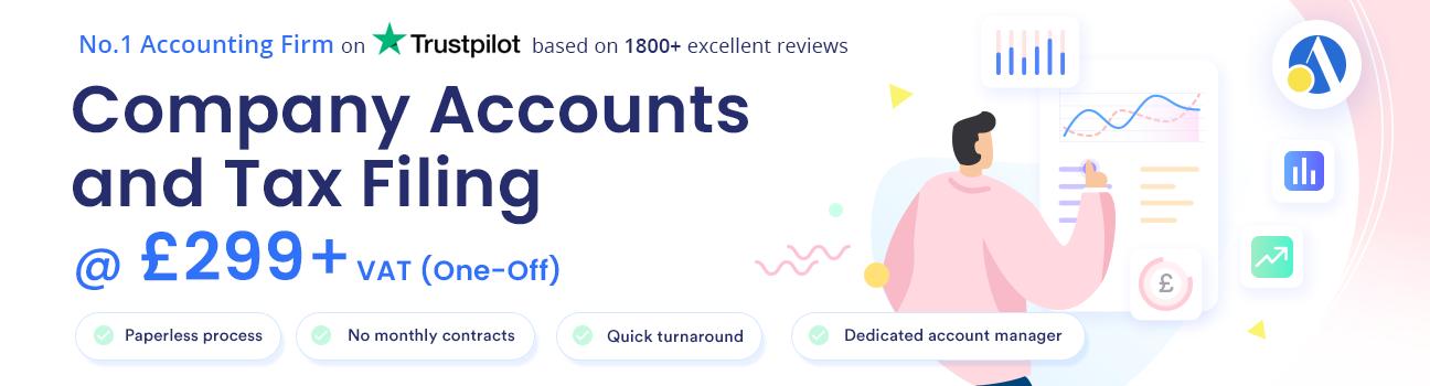 Online Account Filing