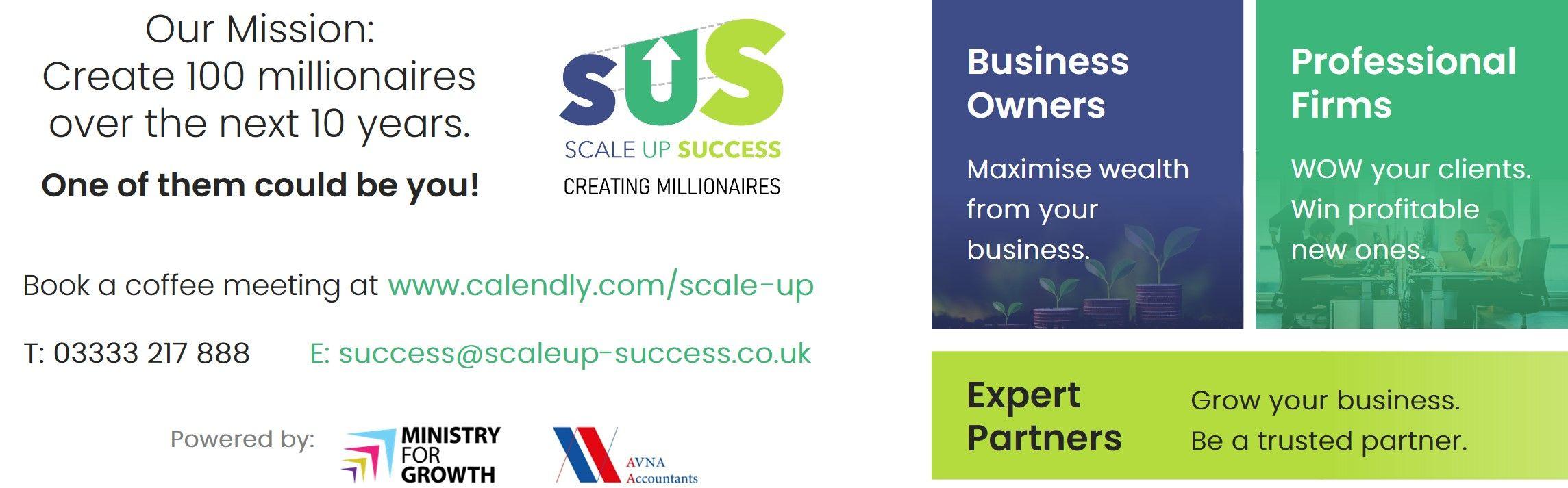 Scale Up Success