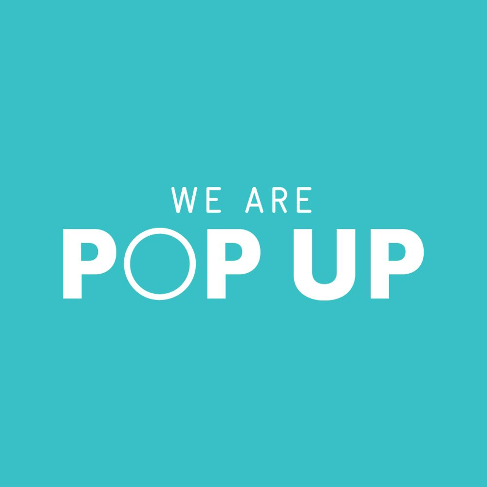 We Are Pop-Up