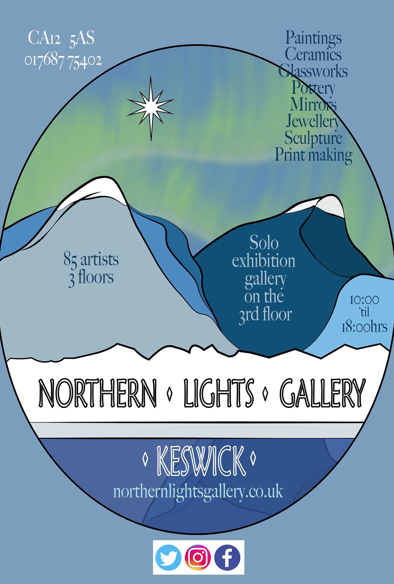Northern Lights Gallery