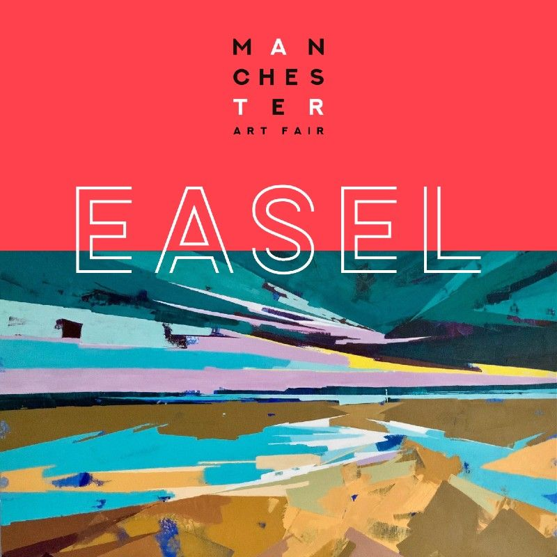 EASEL, the new art buying platform from Manchester Art Fair