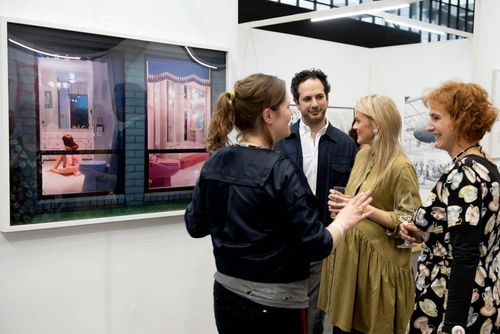 The Manchester Contemporary 2019 delivers a female-led exhibitor list