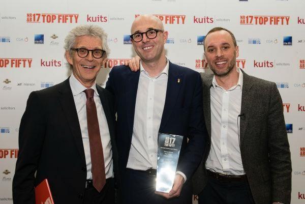 Paul Moran & Jeremy Roberts, Living Ventures