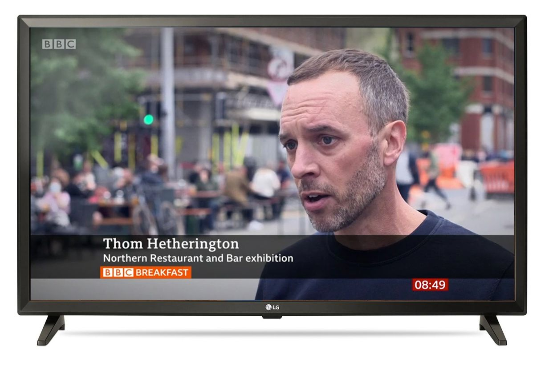 Thom Hetherington BBC Breakfast