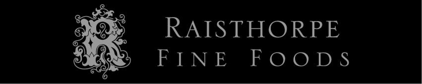 Raisthorpe Manor Fine Foods