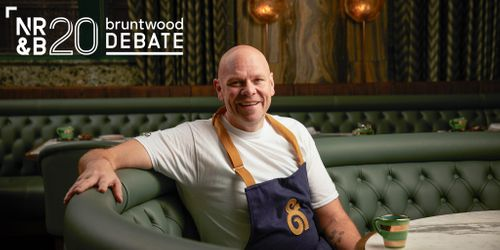 Michelin star chef Tom Kerridge to headline Bruntwood NRB Debate 2020