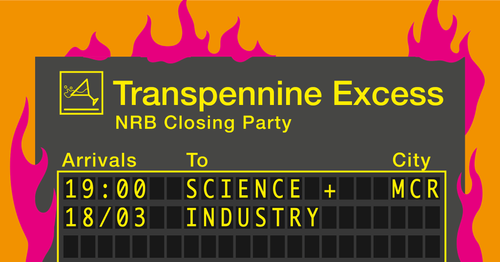 NRB20 Closing Party at Science + Industry