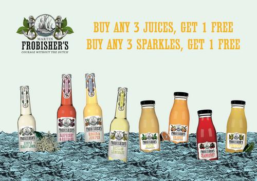 Frobisher's Juices & Drinks