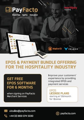 ePOS & Payment Bundle Offering