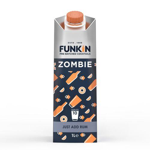Funkin pre-batched Zombie mix